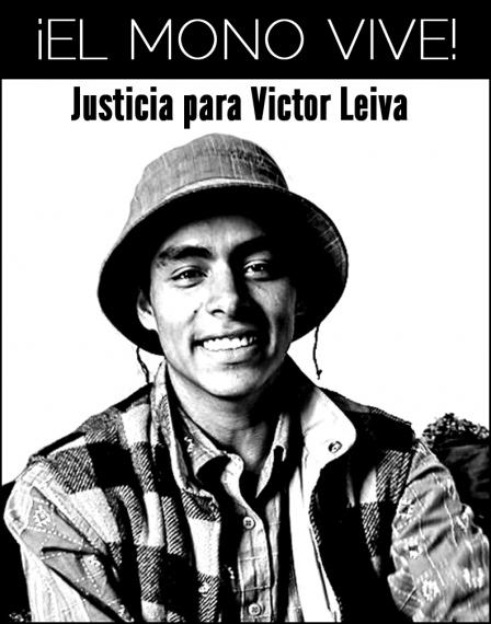 """Rättvisa för Victor """"El Mono"""" Leiva. Foto från: http://nisgua.blogspot.com/"""